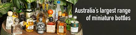 miniature liquor bottles australia