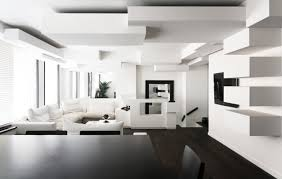 interior design on wall at home. Modern Interior Home Design. Design Black And White On Wall At