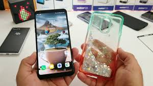 Lg Stylo 4 Light Up Case Lg Stylo 4 Nagbee Waterfall Liquid Sparkle Case This Case Is Awesome
