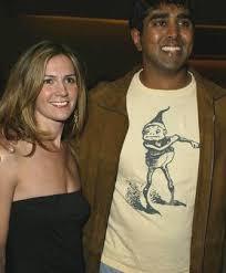 Jay Chandrasekhar with beautiful, Wife Susan Clarke