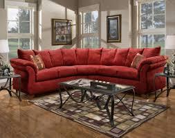 affordable furniture sensations red brick sofa. Sensations Sectional Affordable Furniture Red Brick Sofa