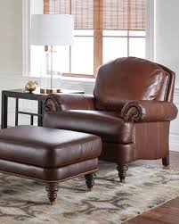 Brown leather living room furniture Primitive Style Custom Quick Ship Collections Ethan Allen Shop Living Room Furniture Sets Family Room Ethan Allen Ethan
