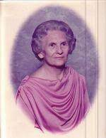 Obituary of Mavis Maire Morgan Haley | Golden Funeral Home of Bastr...