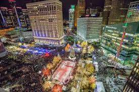 Birmingham Mi Christmas Tree Lighting Detroits Christmas Tree Lighting Ceremony Promised To Be