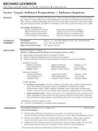 Software Engineer Resume Examples Best Software Developer Resume Examples Junior Sample Writing Java Senior
