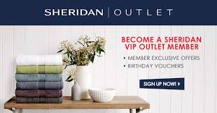 sheridan outlet low price bed linen towels and home decor