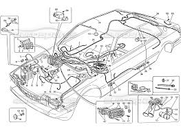 maserati 222 e biturbo wiring harness and electrical components 1234567891011121314151617181920212223242526272829303132333435363738394041424344454647484950515253545556575859606162636465666768697010