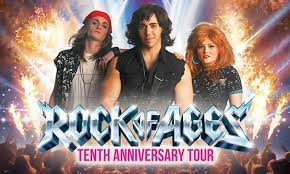 Rock Of Ages Theater Seating Chart