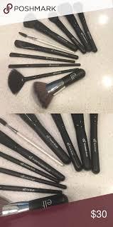 new elf brushes. new elf brush bundle (set of 10) brushes a