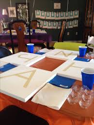 paint nites are an ever popular activity for s re create the idea for a fun activity or for your next birthday party simply pick up some canvases and