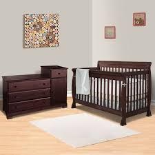 convertible crib sets. Delighful Convertible Da Vinci 2 Piece Nursery Set  Kalani Convertible Crib U0026 Combo Changer  Espresso FREE SHIPPING DaVinci In Sets R