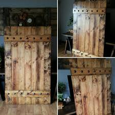 rustic barn door shutter extra large shutter slider interior barn door rustic barn door rustic shutter farmhouse style wooden