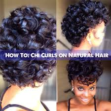 Chi Hair Style how to chi curls on natural hair youtube 8807 by stevesalt.us