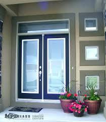 modern glass front door. Modern Glass Exterior Doors Front Door  4 Prepossessing N