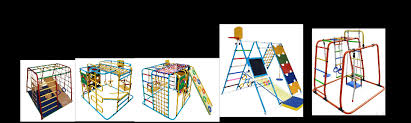<b>Детские спортивные комплексы</b> - частые вопросы (фото со сборок)