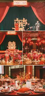 Old Shanghai Glamour: Howard and Yi-Ann's Wedding at Grand Hyatt Kuala  Lumpur. Chinese Wedding DecorOriental ...