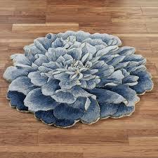 full size of round fl outdoor rugs next round fl rug geena blue flower shaped round