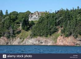 Image result for He died in 1922 at his summer home and laboratory on Cape Breton Island, Canada.