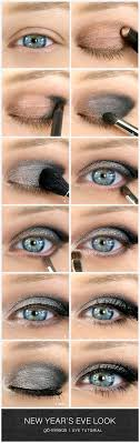 dazzle sparkle and shine with a timeless smoky eye this new year s eve recreate this soft effortless eye in just a few simple steps