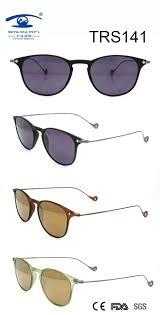Italian Designer Sunglasses Manufacturers Hot Item Italy Designer Hot Sale Style Frame Tr90 Sunglasses Trs141