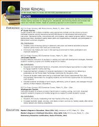 10 Teacher Resume Format Pdf Phoenix Officeaz