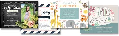 Free Invitations Maker Online Online Baby Shower Invitation Maker For A Childs First Gift