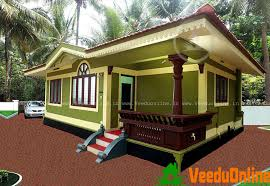 Small Picture Beautiful Low Cost Kerala Home Design 647 Sq ft