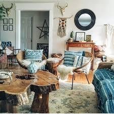 Bohemian Living Room DecorBohemian Living Rooms