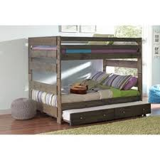 Malina Youth Full over Standard Bed Over Bunk \u0026 Loft Beds You\u0027ll Love | Wayfair