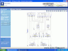 peugeot wiring diagram peugeot image peugeot boxer wiring diagram pdf peugeot auto wiring diagram on peugeot wiring diagram