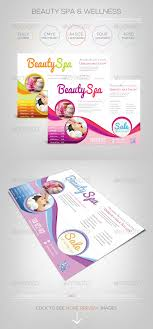 free photoshop wellness flyer beauty spa wellness flyer template by katzeline graphicriver
