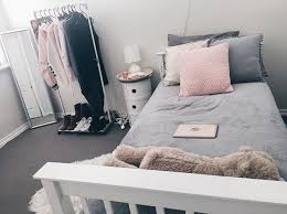 room decor bedroom rose gold