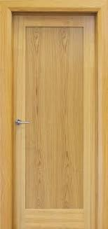 trade spec shaker 1 panel oak door 40mm