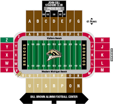 Waldo Stadium Seating Chart