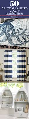 Best 25+ Nautical curtains ideas on Pinterest | Nautical bedroom, Nautical  nursery and Nautical bedroom decor