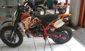n modifikasi motor trail anak terlengkap