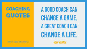 Great Coach Quotes