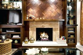 corner fireplace designs pictures