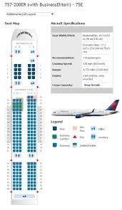 delta 757 200er seating chart