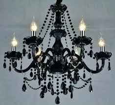 lamp chandeliers black crystal chandelier crystals for table lamp style