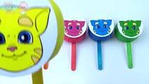 Чашки мороженое <b>том и Джерри</b> игрушки Радуга учим цвета ...