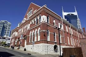 Ryman Auditorium Moves 1897 Confederate Gallery Sign To