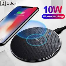 <b>Udyr</b> Wireless Charger for iPhone Xs Max X 8 Plus <b>10W</b> Fast ...