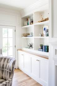 Living Room Built Ins Claybourne Project Living Room Studios French And Doors