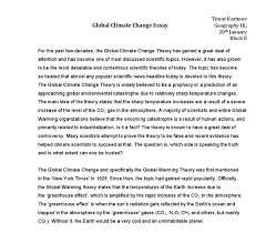 essay on global warming from perspectives international  document image preview