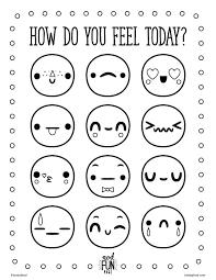 Free Emoji Coloring Pages To Print Out Jokingartcom Free Emoji