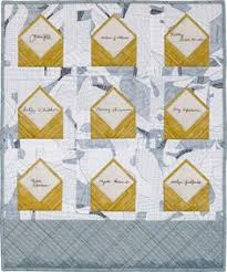 Hyacinth Quilt Designs: Envelope Quilt! | Quilt Blocks, Patterns ... & Hyacinth Quilt Designs: Envelope Quilt! | Quilt Blocks, Patterns and  Projects | Pinterest | Quilt design, Envelopes and Sewing projects Adamdwight.com