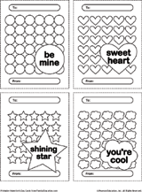 Valentine's day gift tags, valentine's coloring pages, valentine's day fax cover sheet. Printable Valentine S Day Card Kids Can Color Familyeducation