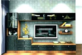 large size of hanging tv cabinet diy outdoor wall plans malaysia charming kids room exciting smartness