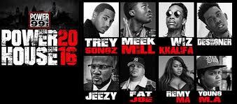 Powerhouse Trey Songz Wiz Khalifah Meek Mill And Jeezy